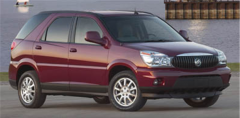 Buick Rendezvous SUV