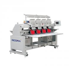 6, 12 or 15 Color Single Head Embroidery Machines