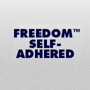 Freedom™ Self-Adhered Membranes