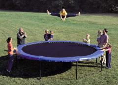 Trampolines JumpSport 12ft StagedBounce