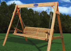 Pine Swing & Frame