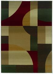 Rug Shape Square Genesis 5560D Tan/Brown
