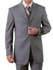 Shadow Stripe Suit