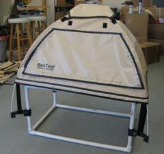 GenTent Standard Sized PVC Frame Kit