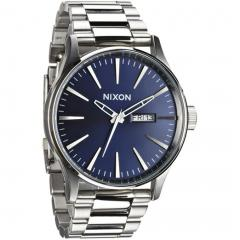 Watches Nixon Sentry SS (Blue Sunray)