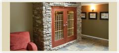 Custom Built Wine Cabinets