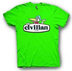 Stork Shirt (green)
