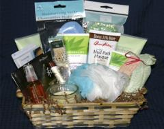 Luxury Spa Gift Baskets