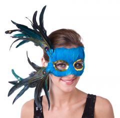 Feather Masks MFPC4