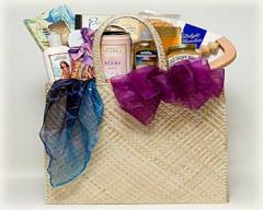 Paradise Serenity Spa & Relax Basket