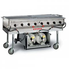 Magicater AGA Approved Transportable Gas Grill by