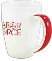 Java Stripe Mug
