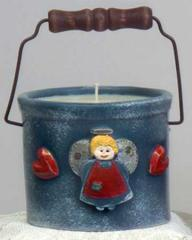 Sugar Plum Crock Candle