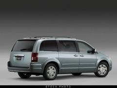 Chrysler Town & Country LX Van