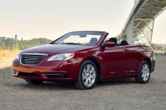 Chrysler 200 Touring Convertible Car