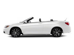 Chrysler 200 2dr Conv Limited Convertible Car