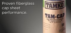 Tam-Cap® Fiberglass Cap Sheet