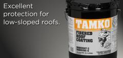 TAMKO® Fibered Roof Coating