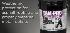 TAM-PRO® 846 Fibered Emulsion Coating