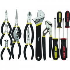9PC Plier and Wrench Set 354315