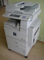 Copiers Ricoh Aficio MP4500