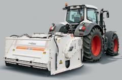 Wirtgen Tractor-Towed Soil Stabilizers WS 250
