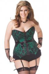 Emerald Dream Corset