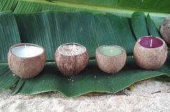Original All Natural Coconut Candle