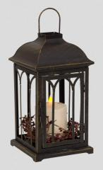 Mission Candle Lantern