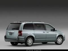 Chrysler Town & Country LX Van