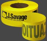 Custom Branded Caution Barricade Tape
