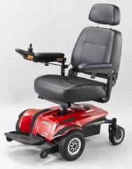 Merits P318 Vision CF Power Chair