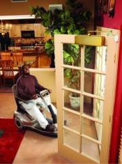 Open Sesame Automatic Door Opener
