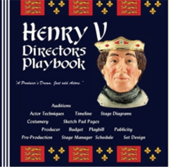 Henry V Director's Playbook Book