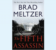 The Fifth Assassin Brad Meltzer Book