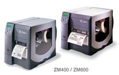 Industrial Barcode Printer Zebra Z Series