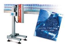 Laser Marking System Macsa K-1000