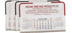 G-4 Desk Calendar