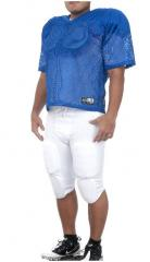 Heavyweight Polyester Pique Integrated Football Pants