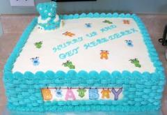 Baby Shower - Cake