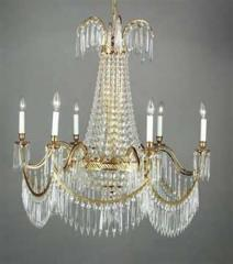 Crystal Chandelier 1700