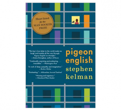Pigeon English Stephen Kelman Book