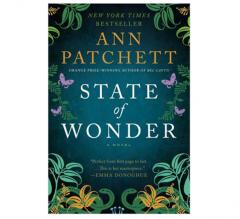 State of Wonder Ann Patchett Book