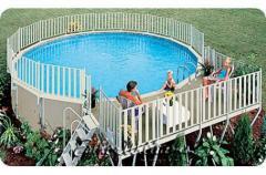 Monument™ Round Pool