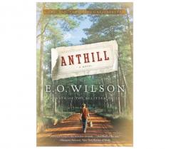 Anthill Edward Osborne Wilson Book
