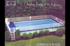 2010 Buster Crabbe Pools Admirals Walk