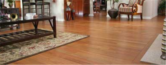 Domestic Hardwood Flooring