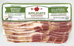 Applegate Naturals Natural Sunday Bacon