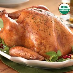 Organic Prairie Organic Whole Young Turkey