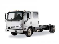 2013 Isuzu NPR-HD Gas Crew Cab Truck